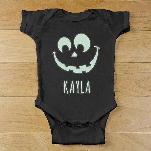 Glowing Baby Black Creeper