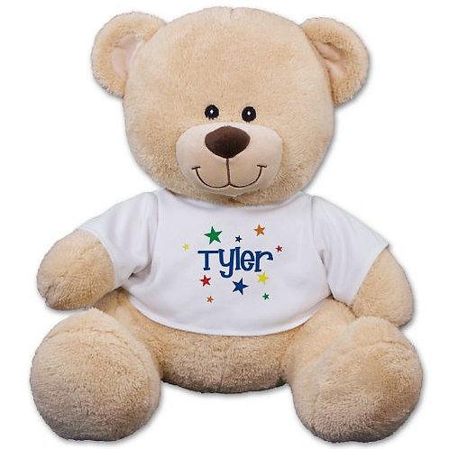 Personalized A Star is Born Teddy Bear