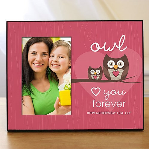 Personalized Love You Forever Frame