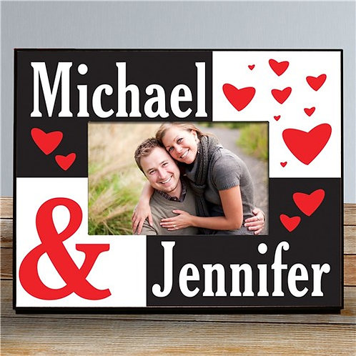 Just the Two of Us Personalized Picture Frame