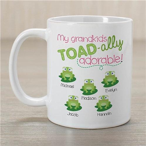 Personalized Mug for Grandma