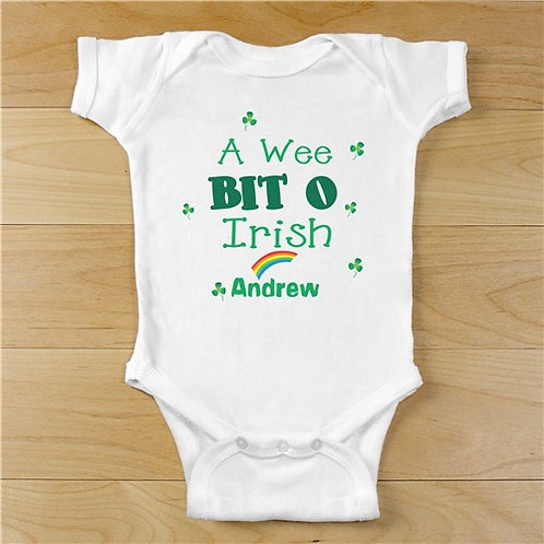 A Wee Bit O Irish Infant Outfit