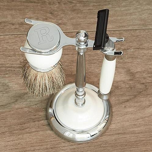 Engraved Initial Shaving Kit