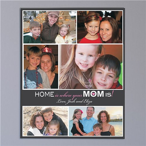 Personalized Photo Collage Wall Canvas