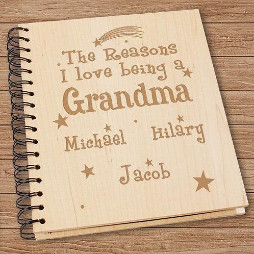 Reason I Love Personalized Photo Album