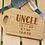 Thumbnail: Established Dad Cutting Board with handle