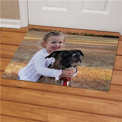 Picture Perfect Pet Photo Doormat