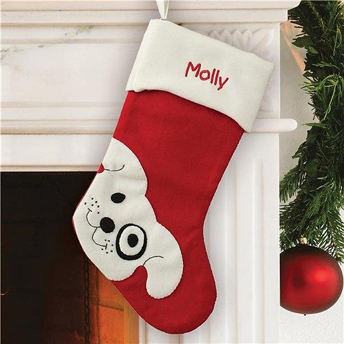 Personalized Dog Stockings