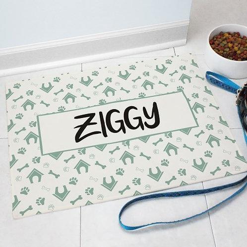 Dog House Doormat