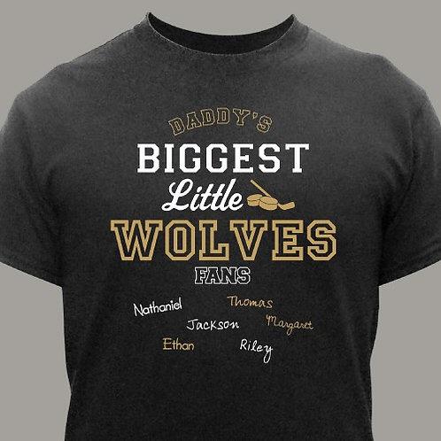 Biggest Little Sports Fan T-Shirt