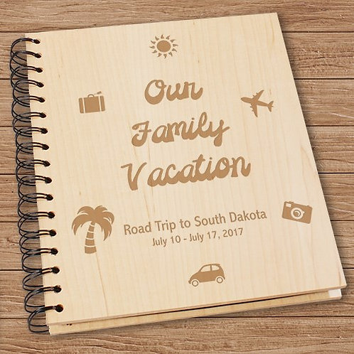 Our Vacation Photo Album