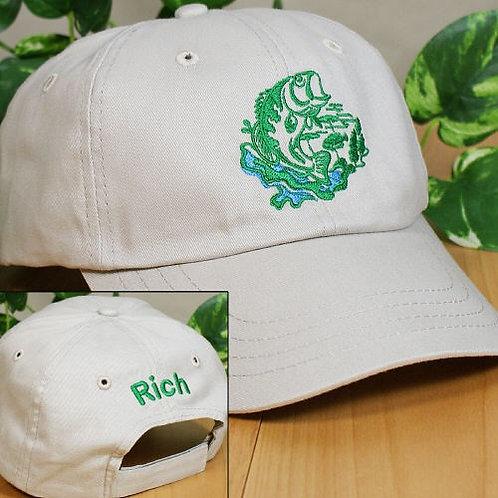 Fishing Baseball Hat