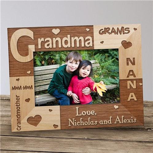 Grams Frame