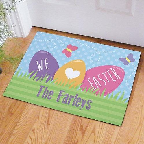 Easter Doormat