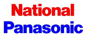 National panasonic