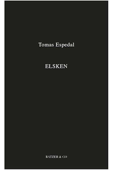 Elsken, Tomas Espedal