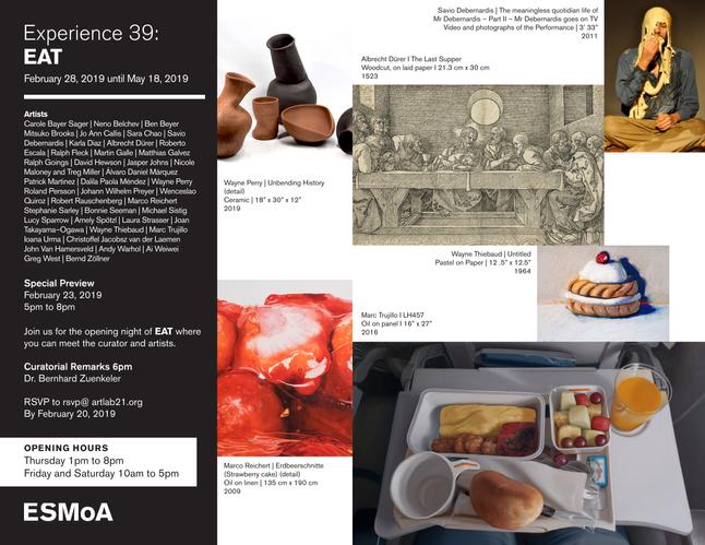 ESMoA EXPERIENCE 39 EAT