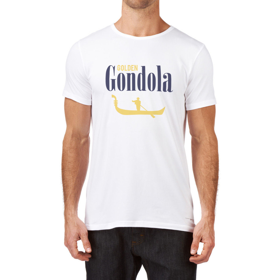 Golden Gondola - Apparel Design