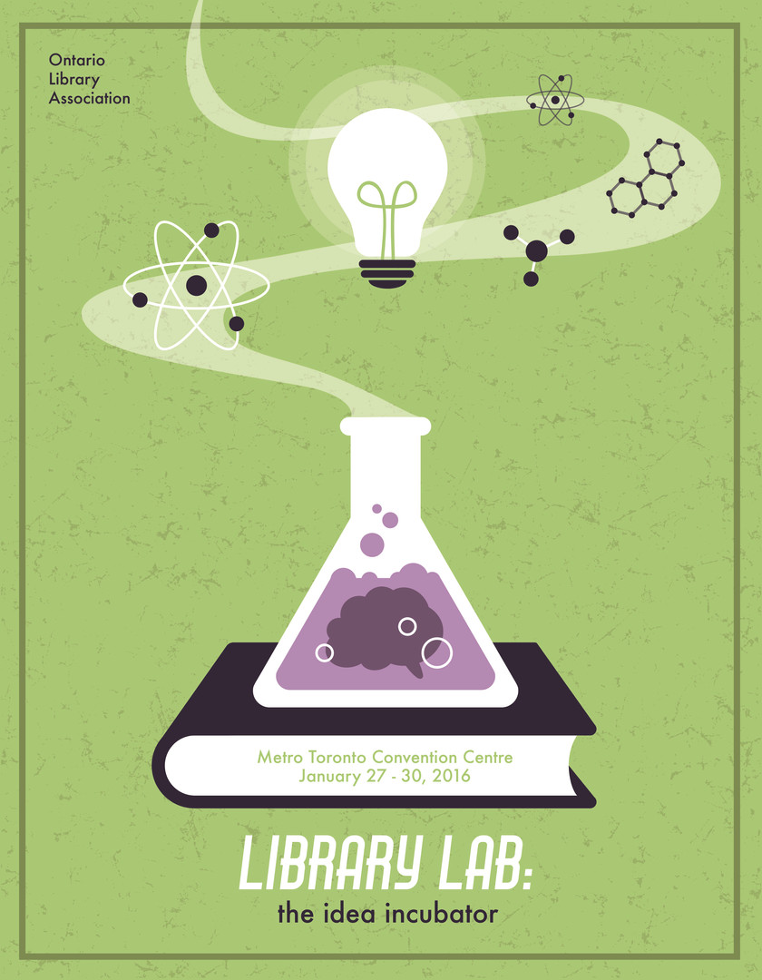 Library Lab: The Idea Incubator Book Design