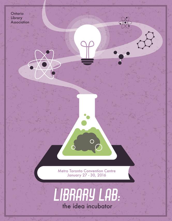 Library Lab: The Idea Incubator Book Design