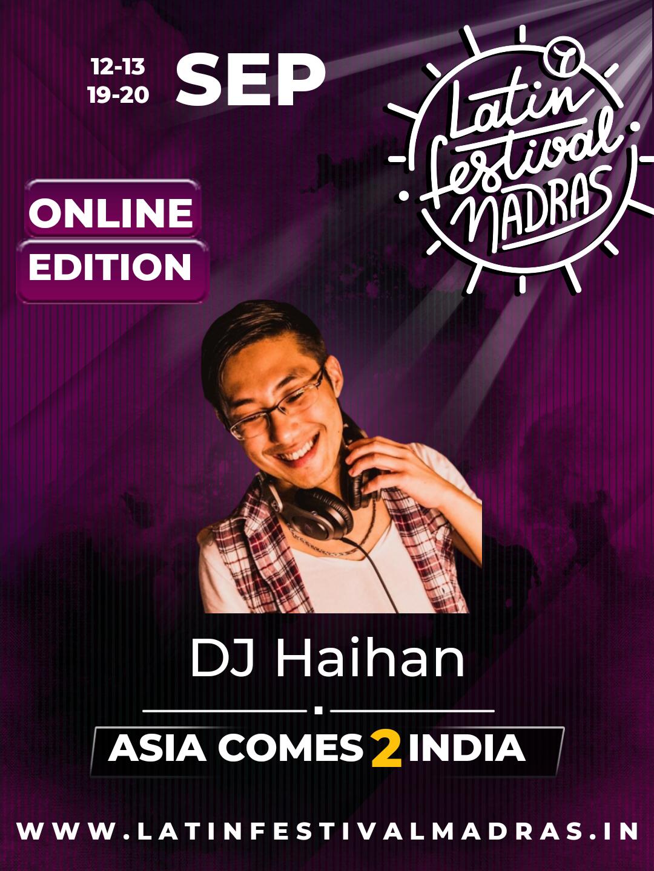 DJ Haihan (Singapore)