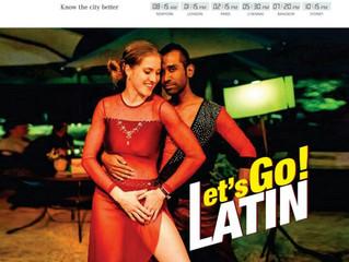 Let's Go Latin, DEFINE CHENNAI, July 2016