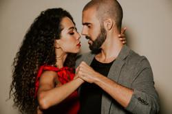 Samuel (Spain) & Sophia (Morocco)
