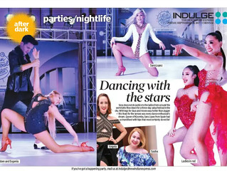Dancing with the stars (TNIE)