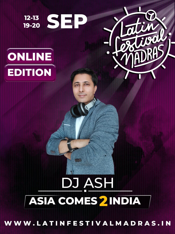 DJ Ash (India)