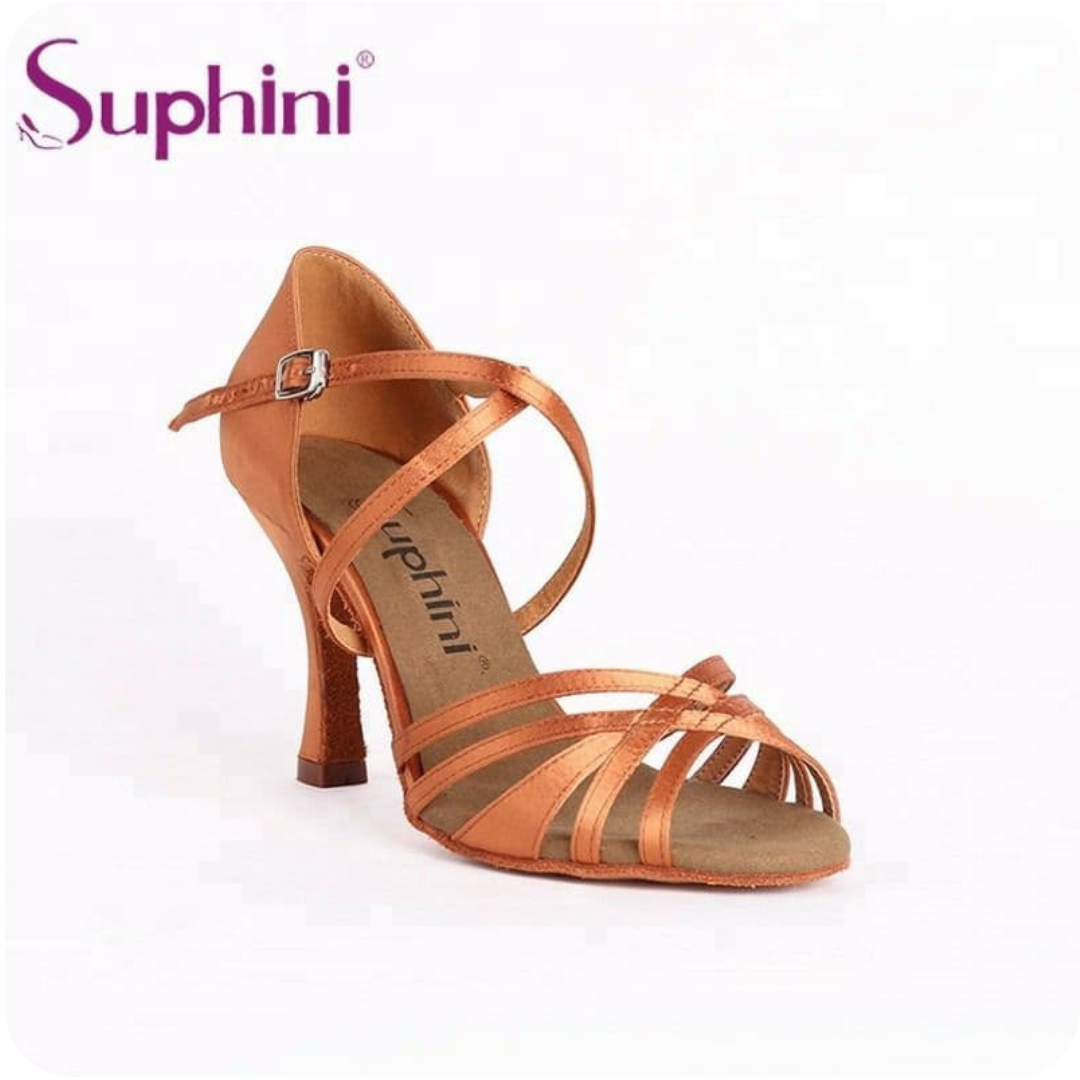 Suphini Ladies Golden Heels