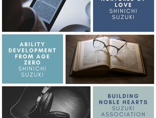Suzuki book club!