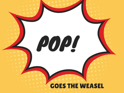 Pop Goes the Weasel - circle song and actions
