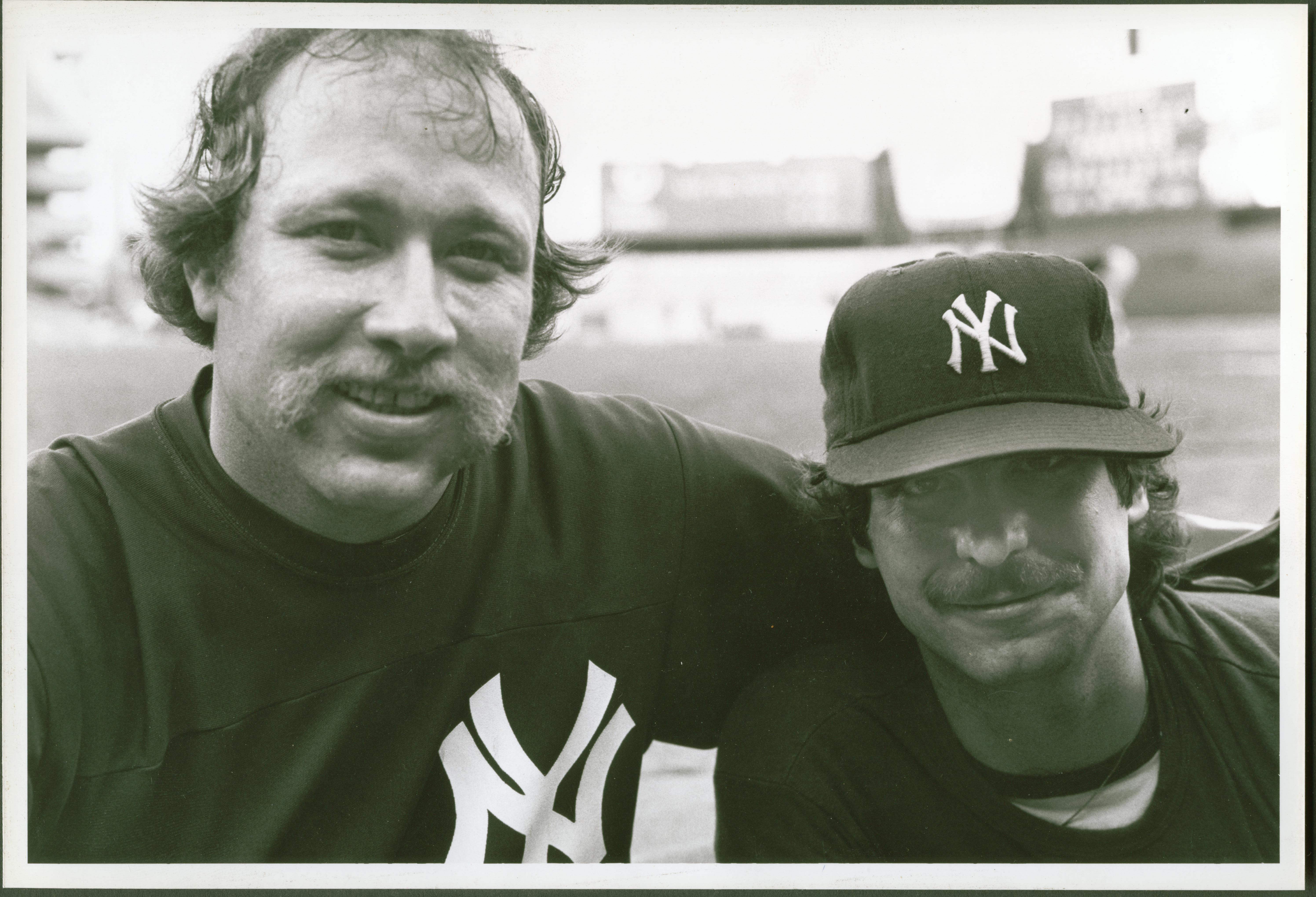 "Rich ""Goose"" Gossage, NY Yankee"