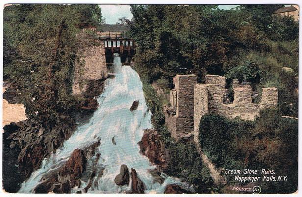1909-Cream Stone Ruins