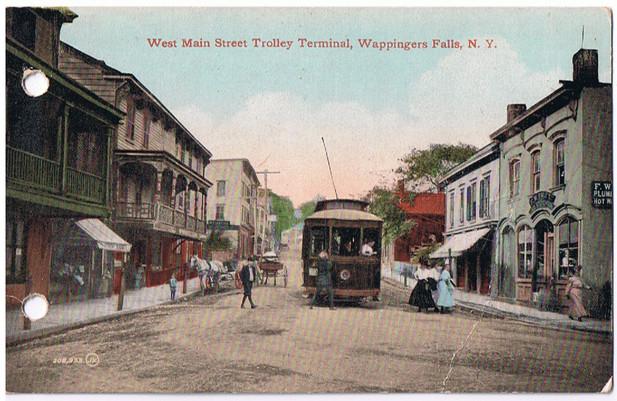 Poughkeepsie & Wappingers FallsTrolley