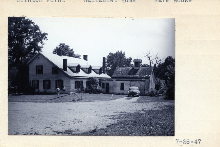 Gallaudet Home Farm House 07/28/1947