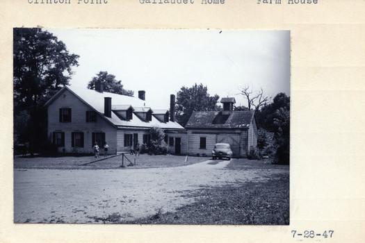 Gallaudet Home Farm House 07/28/1947