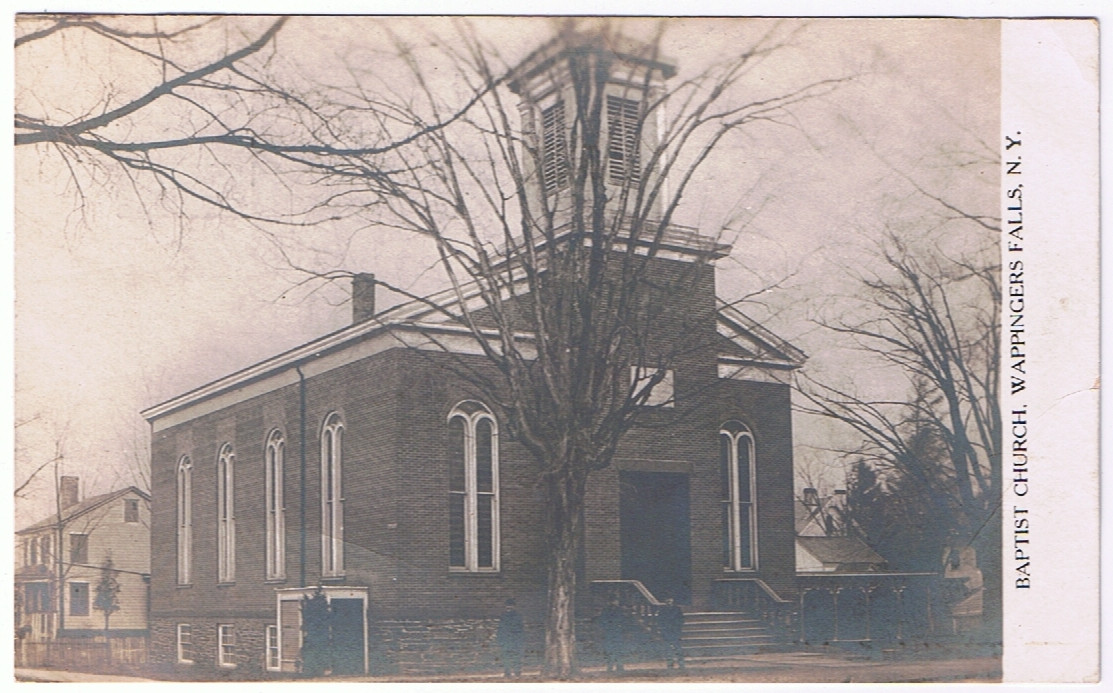 The Franklindale Baptist Church