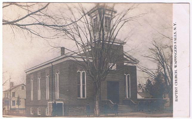 The Franklindale Baptist Church
