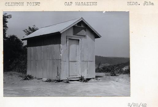 Cap Magazine, Building #18A, 8/28/42
