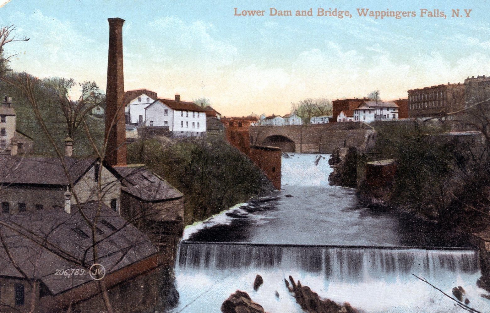 Lower Dam and Bridge