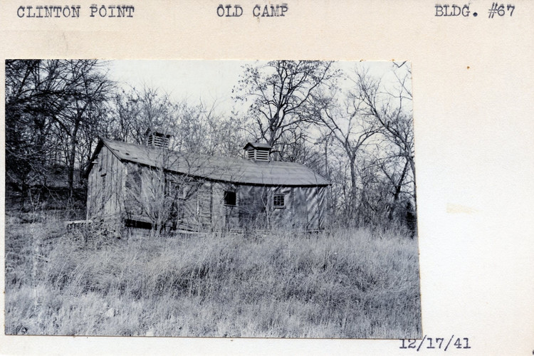 Old Camp Bldg.#67  12/17/1941