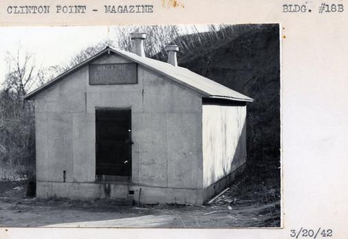 Magazine, Building #18B, 3/20/42