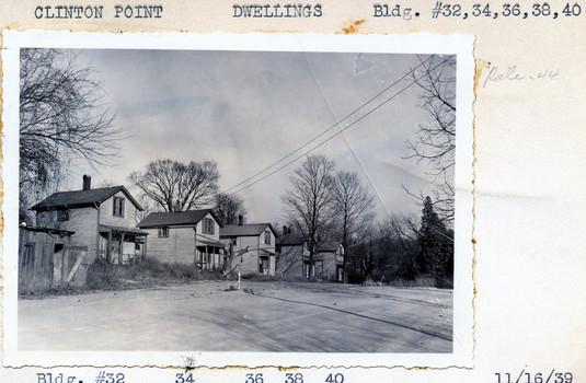 Dwellings Building #32, 34, 36, 38, 40 11/16/39