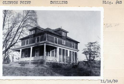 Dwelling Building #43 11/16/39
