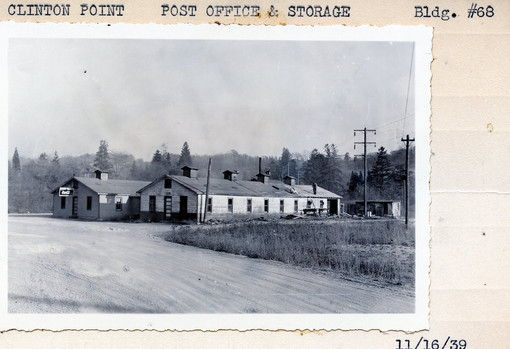 Post Office and Storage Bldg. #68  11/16/1939