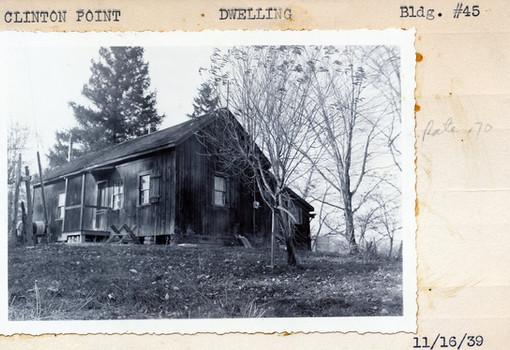 Dwellings Building #45 11/16/39