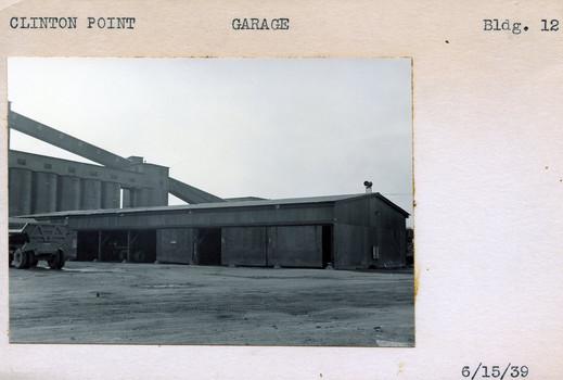Garage, Building #12 6/15/39