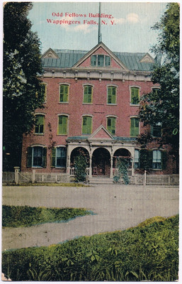 Lafayette Lodge, International Order of Odd Fellows No. 18