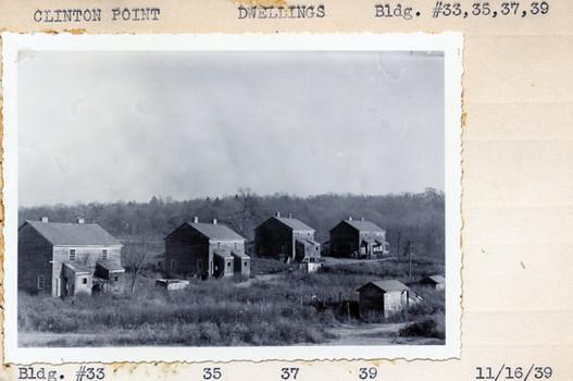 Dwellings Building #33, 35, 37, 39 11/16/39